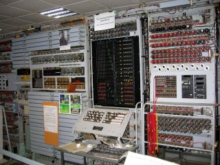 Colossus, generally regarded as the first digital electronic programmable computer, followed the Heath Robinson.