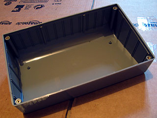 Project box inside